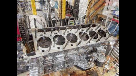 jaguar  engine rebuild youtube