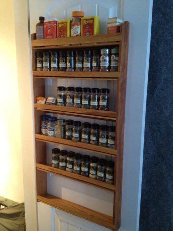 Custom Spice Racks by Custom Made Wood Spice Racks Dave S Spice Racks