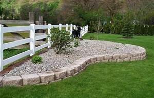 Bordure De Jardin : d cor de jardin quelques id es de bordures de jardin ~ Melissatoandfro.com Idées de Décoration