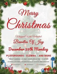 Google Docs Holiday Templates 37 Free Christmas Flyer Templates Word Psd Indesign
