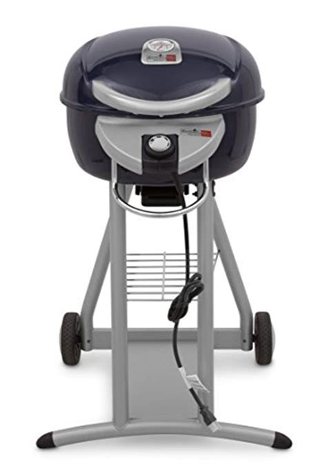 char broil tru infrared patio bistro electric grill red