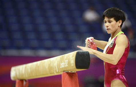 london  gymnast oksana chusovitina  beats odds