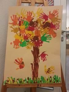 Blätter Basteln Herbst : herbst basteln mit kindern ihr braucht daf r nur ~ Lizthompson.info Haus und Dekorationen