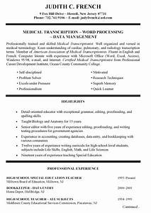 primary high school teacher resume http www With sample resume of a teacher in high school