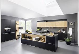 Küche Schwarz Matt : nolte soft lack ~ Markanthonyermac.com Haus und Dekorationen