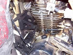 I Think I Have Some Engine Trouble  Bayou 220