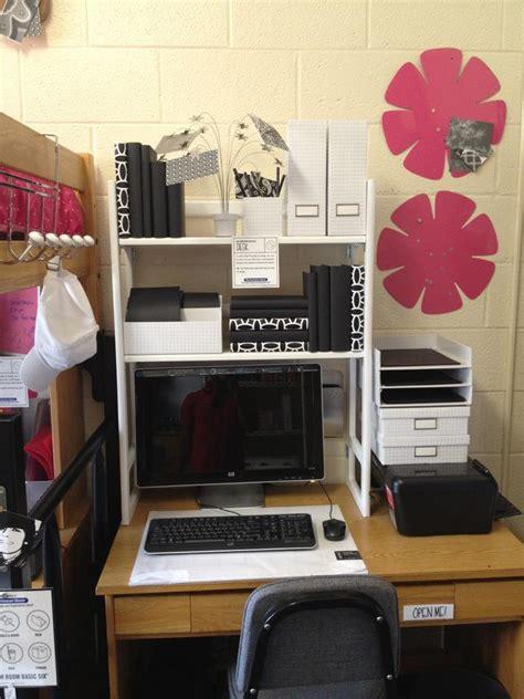 dorm room desk hutch desk hutch accessories college dorm ideas d