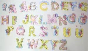 Buchstaben Deko Kinderzimmer : neu spiegelburg selbstklebende deko buchstaben prinzessin lillifee kinderzimmer ebay ~ Orissabook.com Haus und Dekorationen