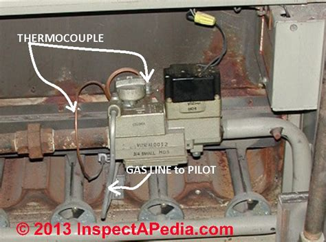 How To Replace Thermocouple On Gas Fireplace by Gas Flame Thermocouple Sensors Troubleshooting Amp Replacement