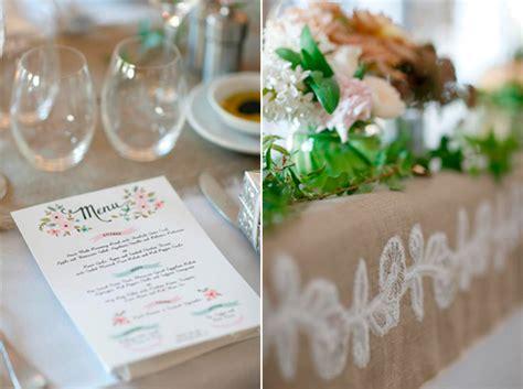 Diy-wedding-menu-ideas