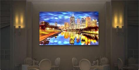 quadri illuminati pannelli decorativi retroilluminati per hotel ristoranti