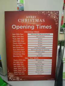 the not so secret diary of a grumpess christmas opening times for langley mill asda and post office