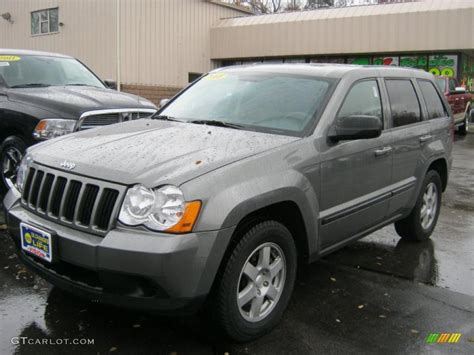 jeep grand cherokee gray mineral gray metallic 2008 jeep grand cherokee laredo 4x4