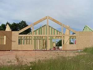construction d39une maison individuelle saone seille With maquette d une maison 13 ossature bois