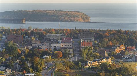 travel itinerary marquette michigan national trust