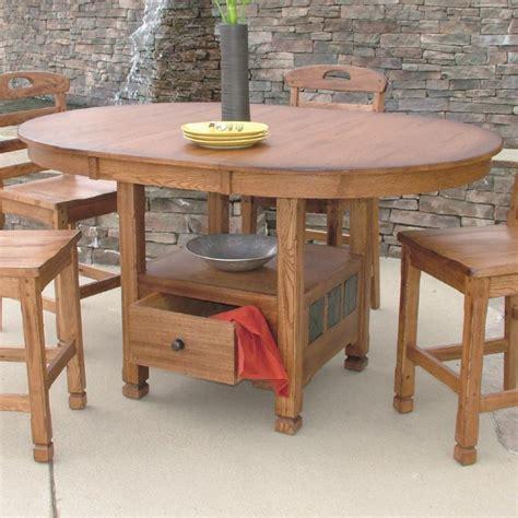 oak butterfly table designs sedona rustic oak butterfly table with 1127