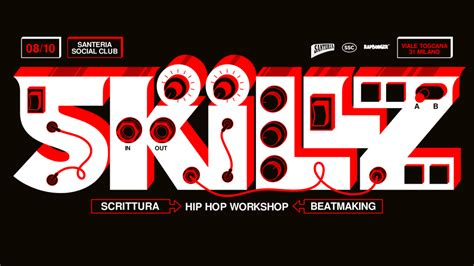 si鑒e social association skillz il workshop con i grandi artisti rap italiano