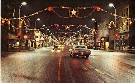 going home to your small town for the holidays