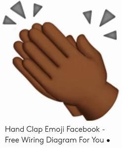 Download Hand Clap Emoji Meme