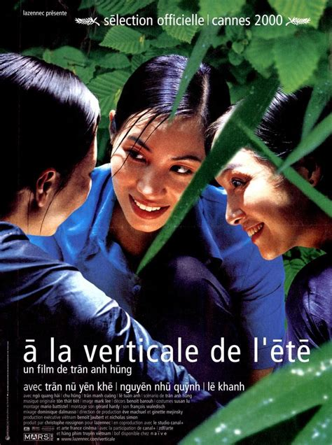 The Vertical Ray of the Sun de Tran Anh Hung (2000 ...