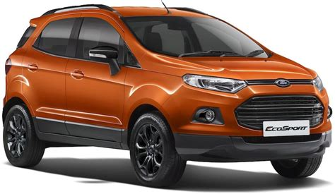 Ford Ecosport (2016) Price, Specs, Review, Pics & Mileage