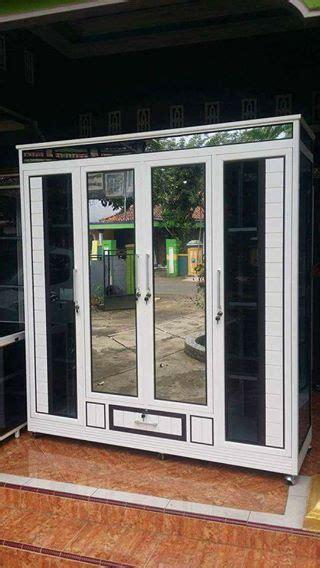 model lemari pakaian aluminium composite panel profesor