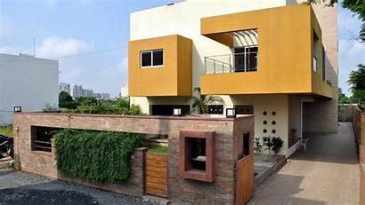 Indian Colour Outside Houses Combinations Interiors