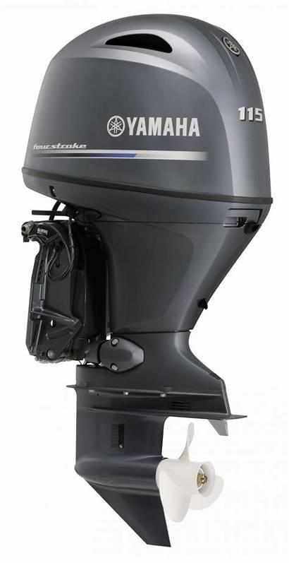 Yamaha Outboard Stroke 115hp 115 Motor Hp