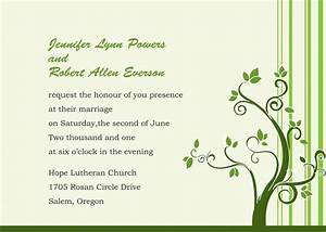 invitation quotes image quotes at hippoquotescom With sample wedding invitations for second marriages