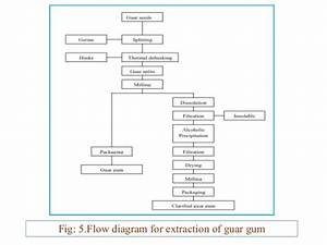 Gum Gaur Applications And Potentials