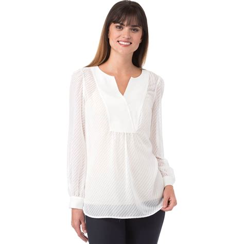 jones of york blouses jones york dot texture blouse blouses