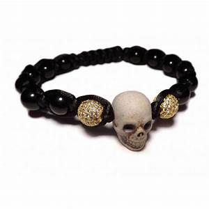 Bijoux Johnny Hallyday : bracelet shamballa crane inspiration johnny hallyday ~ Melissatoandfro.com Idées de Décoration
