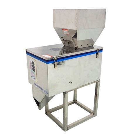 particle filling machine  coffee powder grain seeds