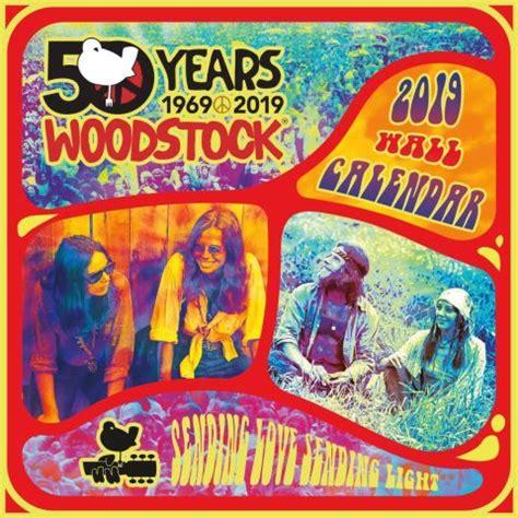 woodstock wall calendar
