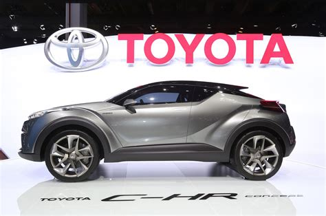 Toyota C Hr Concept Confirmed For Production In Frankfurt