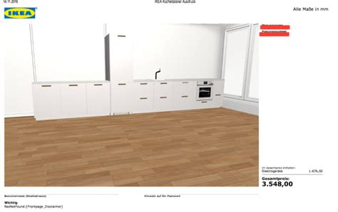 Ikea Küche Lieferung by Ikea Knoxhult K 252 Che