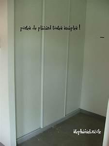 Deco Porte Placard : id e d co r cup faire soi m me habiller des portes de placards st phanie bricole ~ Teatrodelosmanantiales.com Idées de Décoration