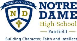 home notre dame high school