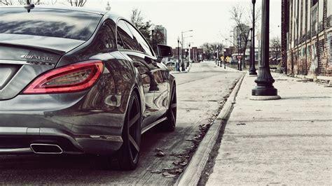 Mercedes-benz Cls63 Hd Wallpaper