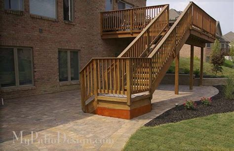 the deck patio patio designs and ideas outdoor