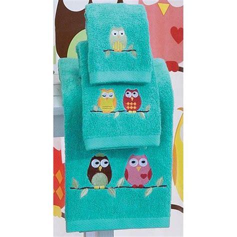 Owl Bath Towel Sets by 25 Best Ideas About Owl Bathroom Decor On Kid