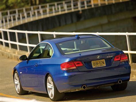 Bmw 3 Series Coupe (e92) Specs & Photos