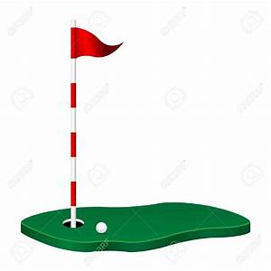 Golf Flag Stick Clip Art (39+)