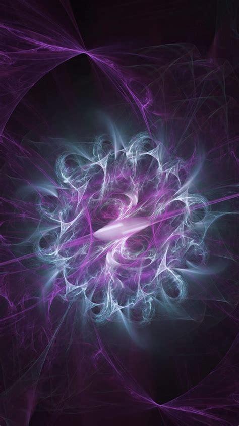 iphone 6 6 plus wallpaper abstract silk smoke purple
