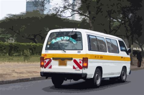 Public Transport In Kenya; The Boundaries Of Service And