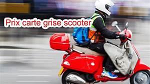 Faire Carte Grise Scooter : prix carte grise scooter ~ Medecine-chirurgie-esthetiques.com Avis de Voitures