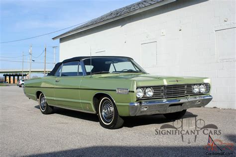 how do i learn about cars 1967 mercury cougar transmission control 1967 mercury s55 convertible 1 of 1 known history
