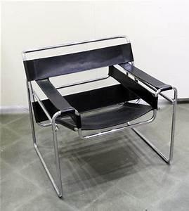 Fauteuil Mies Van Der Rohe : fauteuil vassili by ludwig mies van der rohe on artnet ~ Melissatoandfro.com Idées de Décoration