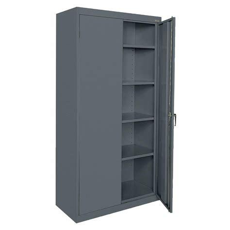 36 x 24 x 72 storage cabinet sandusky classic series 36 in w x 72 in h x 24 in d