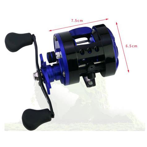 fishing salmon reel reels wind level saltwater grouper bass line capacity drag conventional boat trolling ocean 1bb powerful smooth